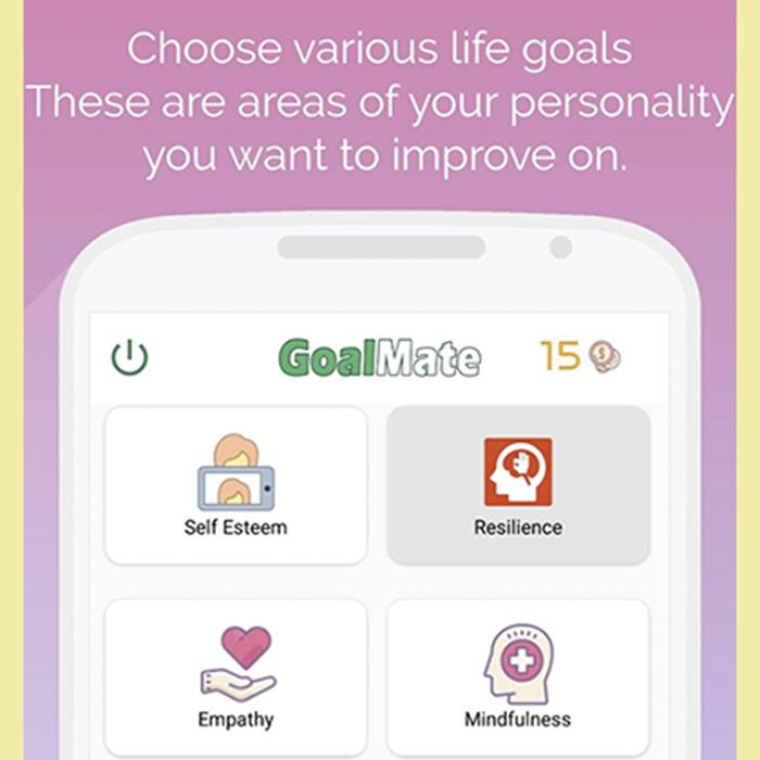 GoalMate App